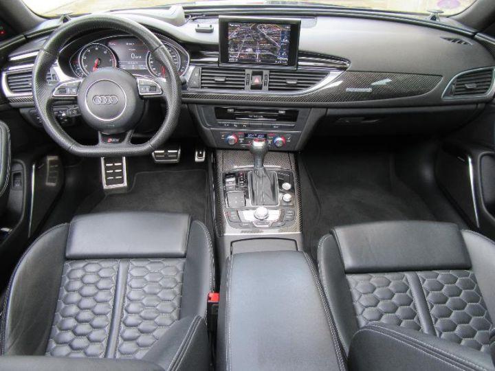 Audi RS6 4.0 TFSI 560CH TIPTRONIC GRIS DAYTONA Occasion - 9
