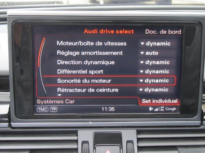 Audi RS6 4.0 TFSI 560CH TIPTRONIC GRIS DAYTONA Occasion - 14