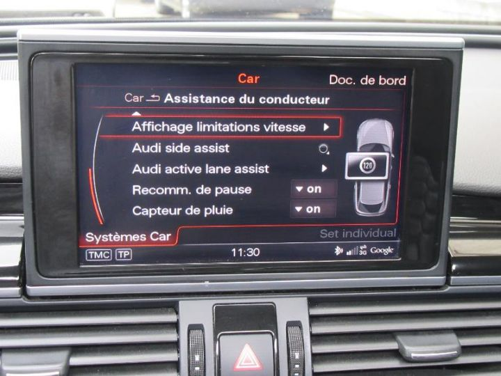 Audi RS6 4.0 TFSI 560CH TIPTRONIC GRIS DAYTONA Occasion - 16