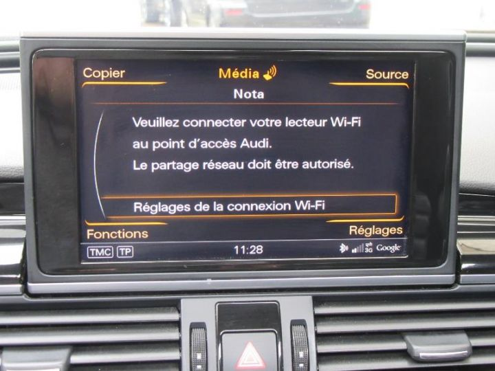 Audi RS6 4.0 TFSI 560CH TIPTRONIC GRIS DAYTONA Occasion - 17