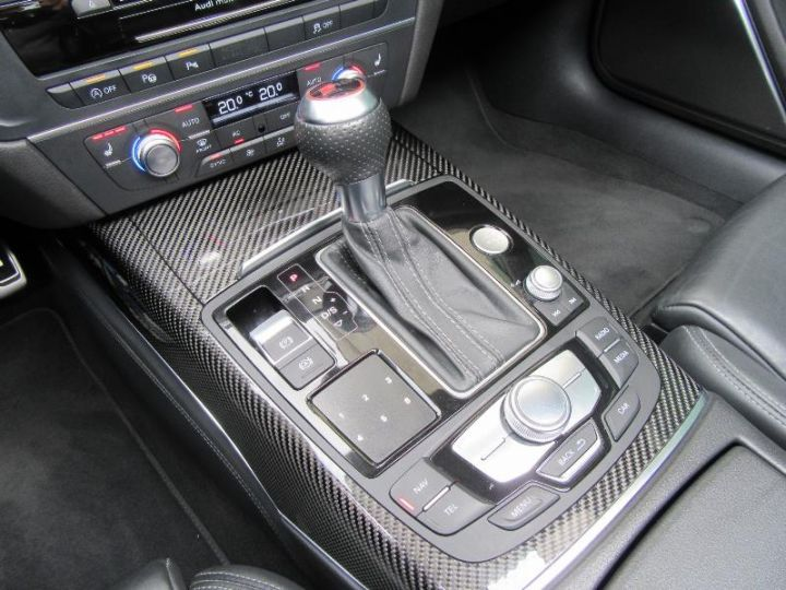 Audi RS6 4.0 TFSI 560CH TIPTRONIC GRIS DAYTONA Occasion - 18