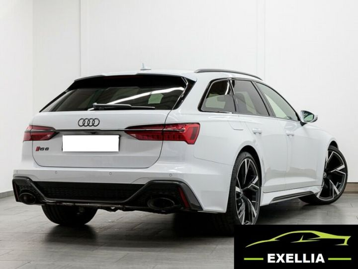Audi RS6 4.0 TFSI QUATTRO BLANC  Occasion - 2