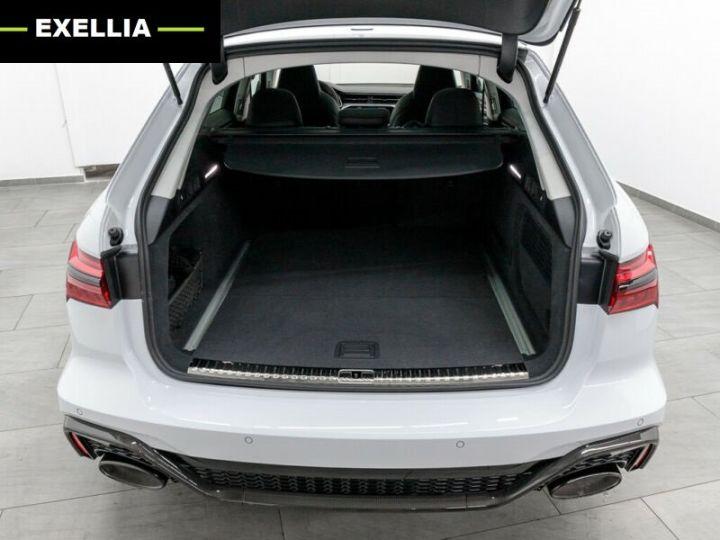 Audi RS6 4.0 TFSI QUATTRO BLANC  Occasion - 3