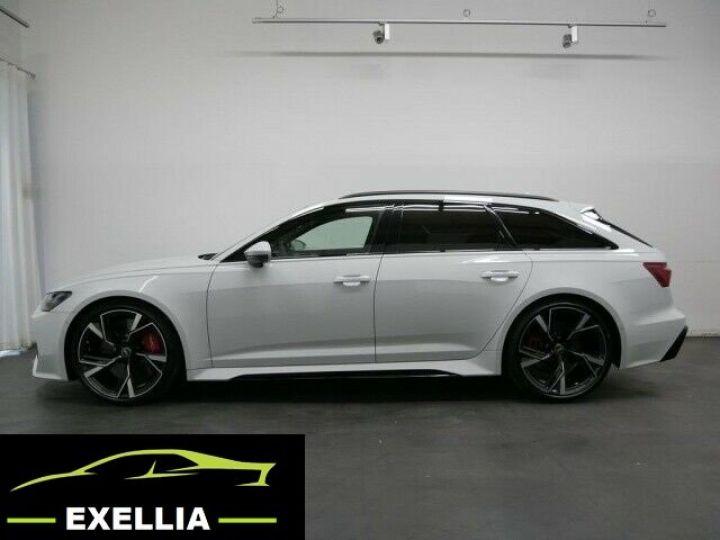 Audi RS6 4.0 TFSI QUATTRO BLANC  Occasion - 4