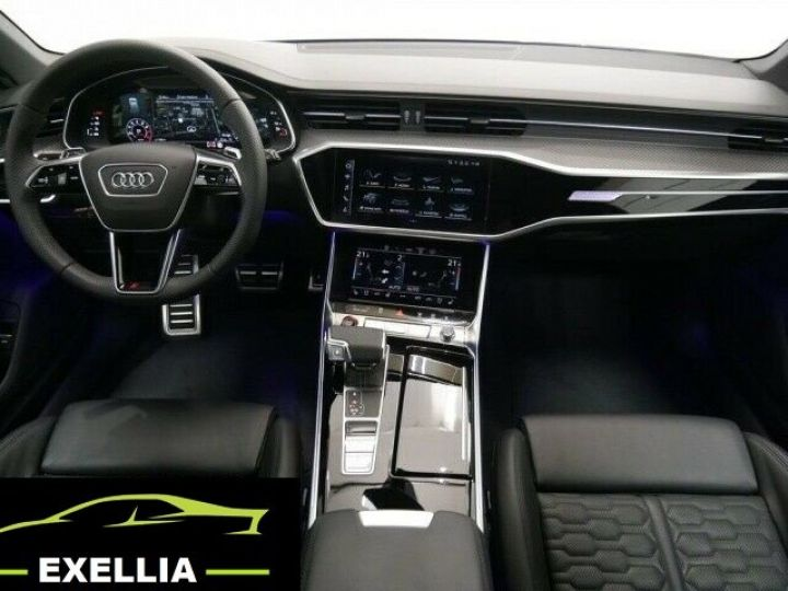 Audi RS6 4.0 TFSI QUATTRO BLANC  Occasion - 6