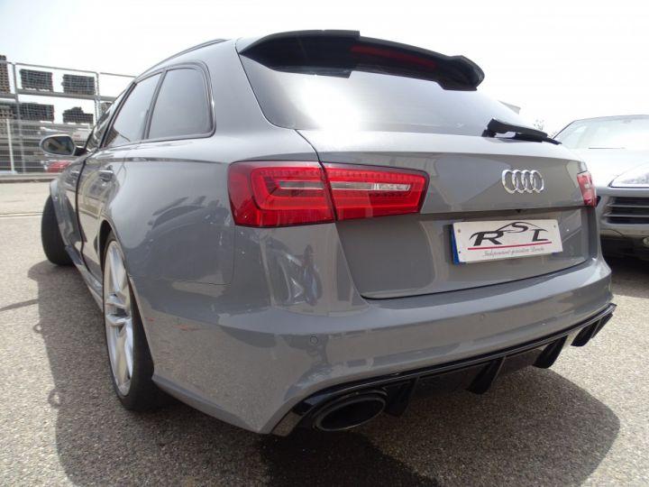 Audi RS6 4.0L 560PS TFSI Tipt/ Gris Nardo FULL Options  gris Nardo - 6