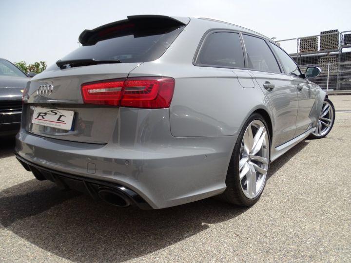 Audi RS6 4.0L 560PS TFSI Tipt/ Gris Nardo FULL Options  gris Nardo - 8