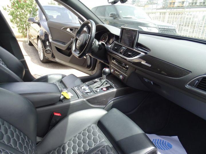 Audi RS6 4.0L 560PS TFSI Tipt/ Gris Nardo FULL Options  gris Nardo - 11