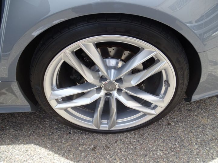 Audi RS6 4.0L 560PS TFSI Tipt/ Gris Nardo FULL Options  gris Nardo - 16
