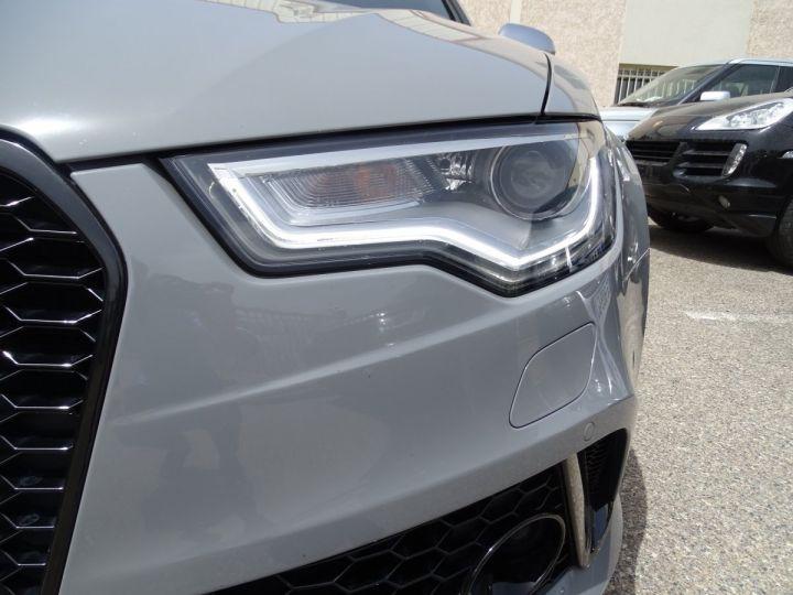 Audi RS6 4.0L 560PS TFSI Tipt/ Gris Nardo FULL Options  gris Nardo - 18