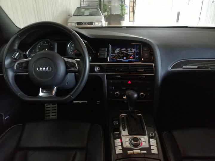 Audi RS6 5.0 FSI V10 580 CV Gris - 6