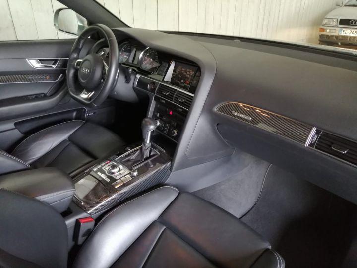 Audi RS6 5.0 FSI V10 580 CV Gris - 7