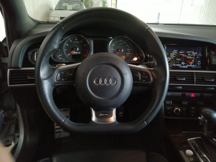 Audi RS6 5.0 FSI V10 580 CV Gris - 8