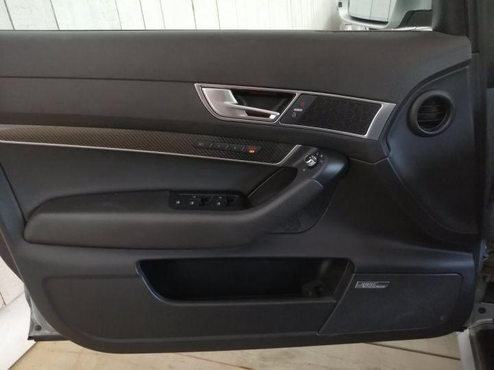Audi RS6 5.0 FSI V10 580 CV Gris - 13