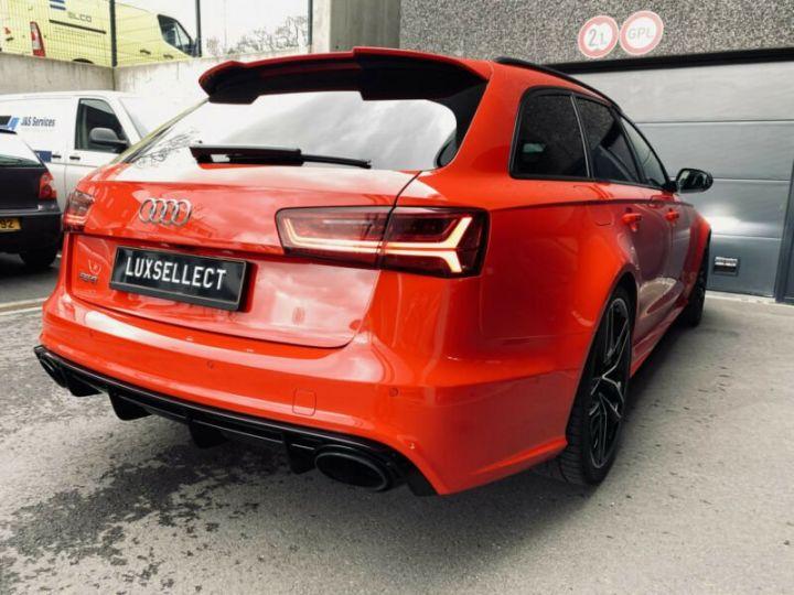 Audi RS6 Audi RS6 Quattro V8 4.0 TFSI rouge - 6