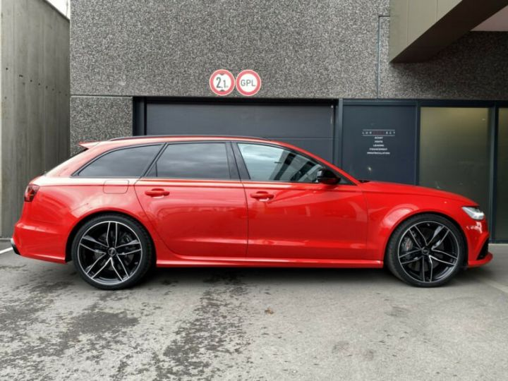 Audi RS6 Audi RS6 Quattro V8 4.0 TFSI rouge - 7