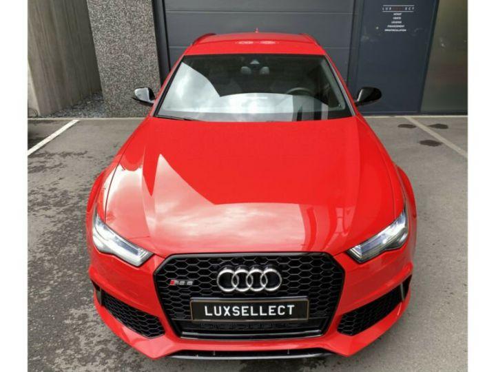 Audi RS6 Audi RS6 Quattro V8 4.0 TFSI rouge - 8