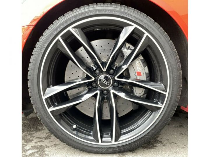 Audi RS6 Audi RS6 Quattro V8 4.0 TFSI rouge - 9