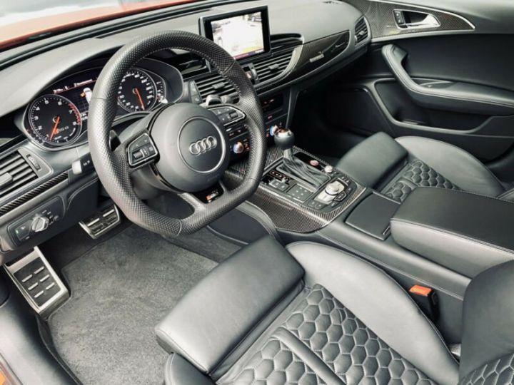 Audi RS6 Audi RS6 Quattro V8 4.0 TFSI rouge - 10