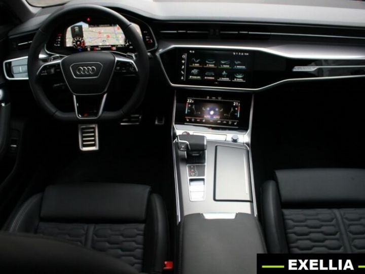 Audi RS6 Avant 4.0 TDI  NOIR PEINTURE METALISE  Occasion - 5
