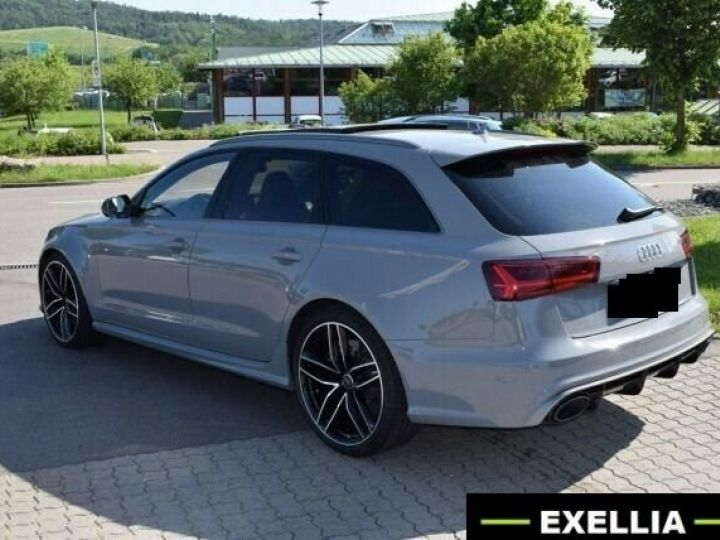 Audi RS6 Avant 4.0 TFSI Quattro  GRIS  Occasion - 2