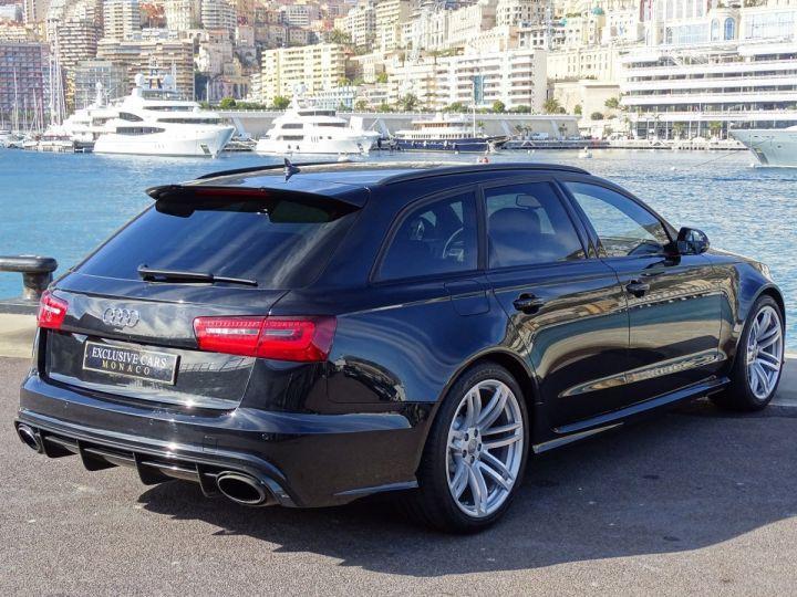 Audi RS6  AVANT 4.0 TFSI QUATTRO 560 CV- MONACO Noir Métal - 3