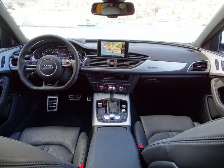 Audi RS6  AVANT 4.0 TFSI QUATTRO 560 CV- MONACO Noir Métal - 8