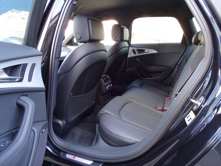 Audi RS6  AVANT 4.0 TFSI QUATTRO 560 CV- MONACO Noir Métal - 9