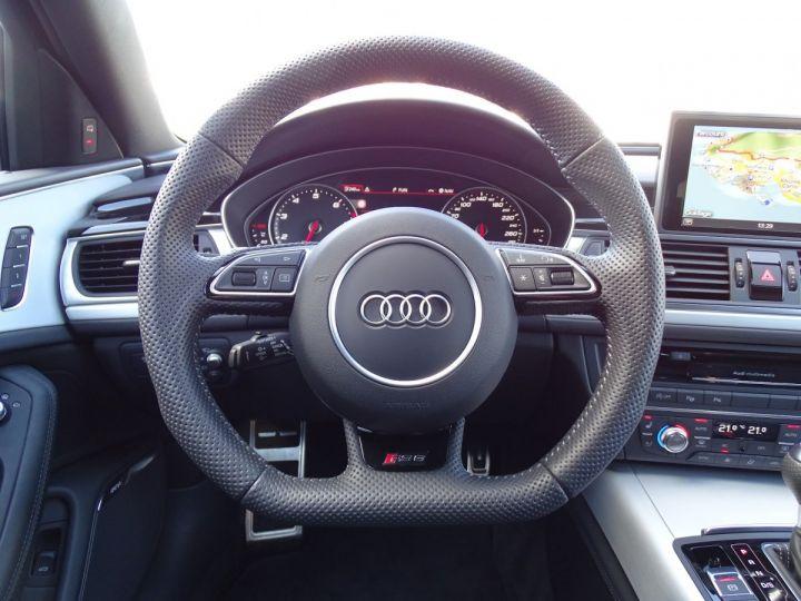 Audi RS6  AVANT 4.0 TFSI QUATTRO 560 CV- MONACO Noir Métal - 18