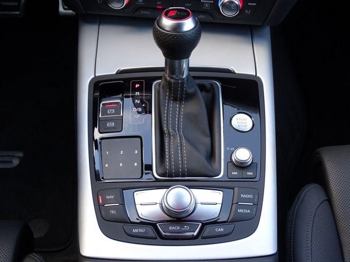 Audi RS6  AVANT 4.0 TFSI QUATTRO 560 CV- MONACO Noir Métal - 19