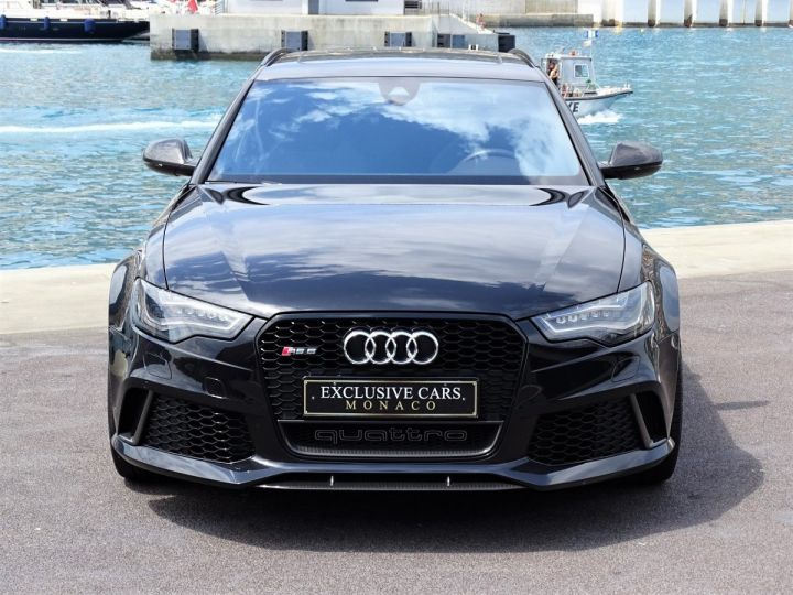 Audi RS6 AVANT 4.0 TFSI QUATTRO 560 CV - MONACO Noir Métal - 2