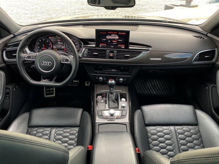 Audi RS6 AVANT 4.0 TFSI QUATTRO 560 CV - MONACO Noir Métal - 10