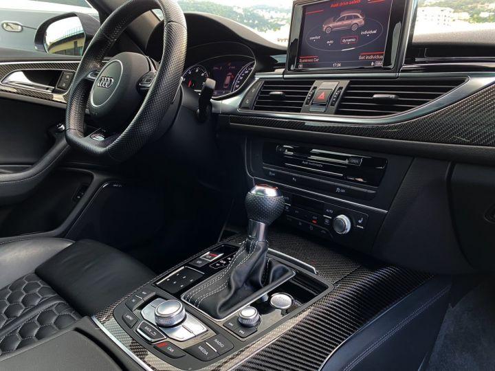 Audi RS6 AVANT 4.0 TFSI QUATTRO 560 CV - MONACO Noir Métal - 11