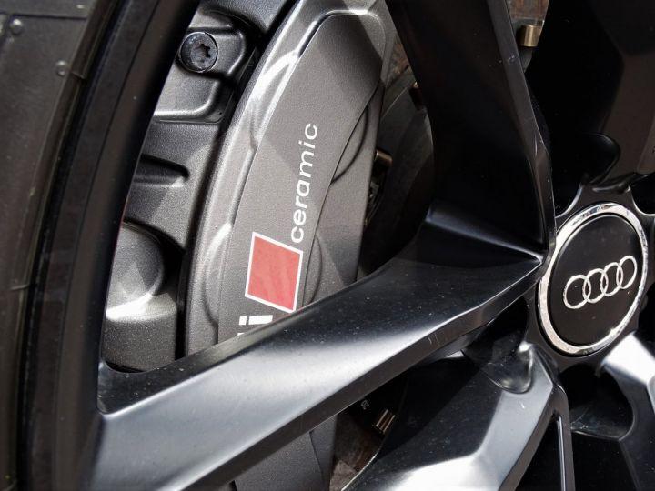 Audi RS6 AVANT 4.0 TFSI QUATTRO 560 CV - MONACO Noir Métal - 13