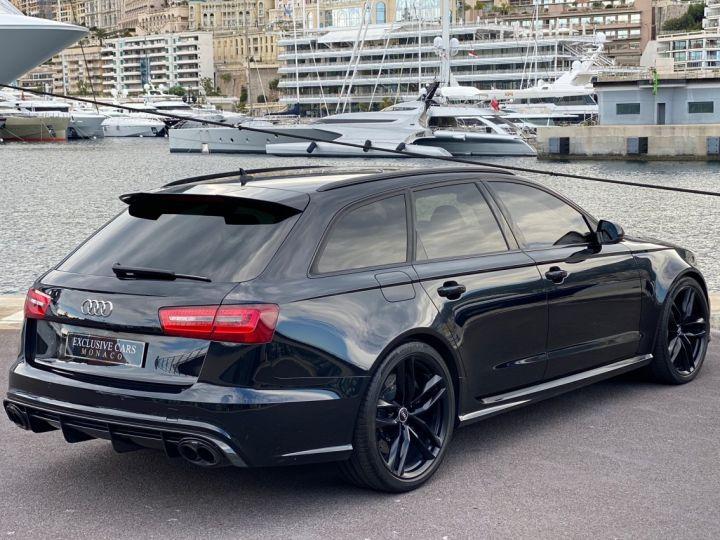 Audi RS6 AVANT 4.0 TFSI QUATTRO 560 CV - MONACO Noir Métal - 18