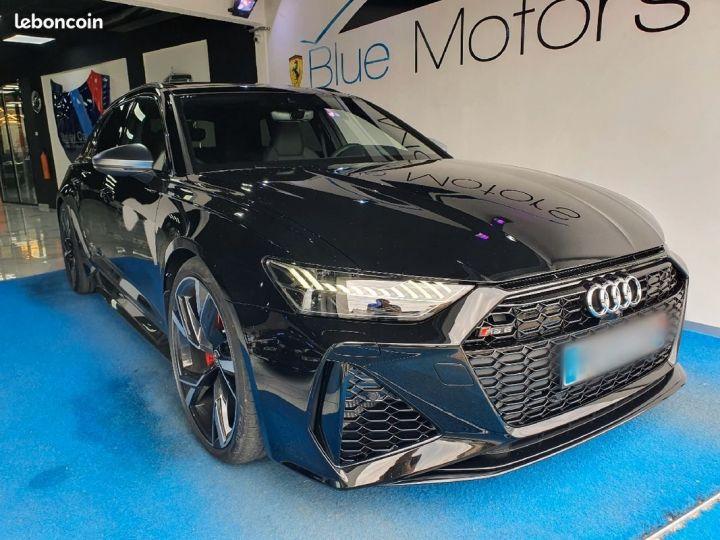 Audi RS6 Avant 4.0 V8 Bi-Turbo 2000km 2021  - 1