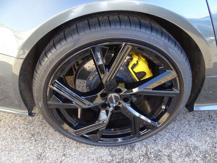 Audi RS6 AVANT 4.0L TFSI 560ps Tipt/Carbone Freins Ceramique  tete haute  gris Daytona met - 5