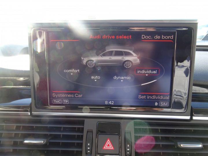 Audi RS6 AVANT 4.0L TFSI 560ps Tipt/Carbone Freins Ceramique  tete haute  gris Daytona met - 15