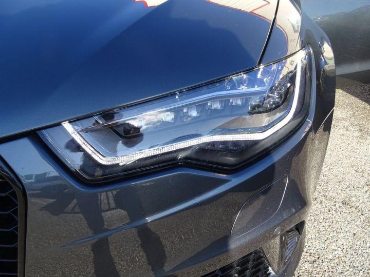 Audi RS6 AVANT 4.0L TFSI 560ps Tipt/Carbone Freins Ceramique  tete haute  gris Daytona met - 19
