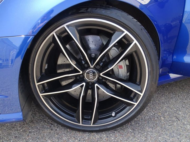 Audi RS6 AVANT 4.0L TFSI Tipt 560Ps /Pack Carbone int et ext Echap Sport .... bleu sepang - 13
