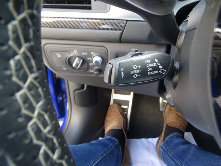 Audi RS6 AVANT 4.0L TFSI Tipt 560Ps /Pack Carbone int et ext Echap Sport .... bleu sepang - 16