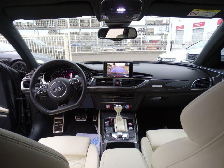 Audi RS6 AVANT 4.0L TFSI Tipt 560Ps /Pack EXCLUSIF +Carbone int LED Matrix  Echap Sport .... bleu  - 11