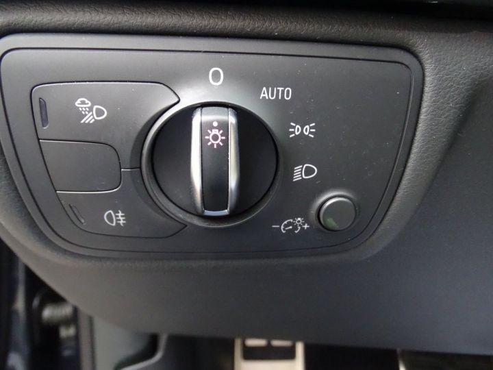 Audi RS6 AVANT 4.0L TFSI Tipt 560Ps /Pack EXCLUSIF +Carbone int LED Matrix  Echap Sport .... bleu  - 19