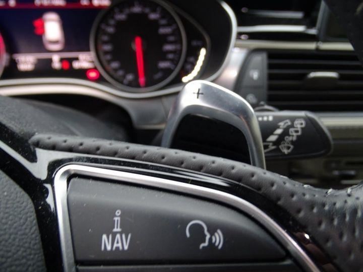 Audi RS6 AVANT 4.0L TFSI Tipt 560Ps /Pack EXCLUSIF +Carbone int LED Matrix  Echap Sport .... bleu  - 20
