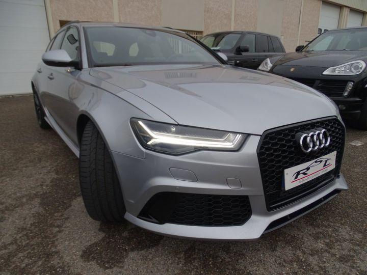 Audi RS6 AVANT 4.0L TFSI Tipt 560Ps /Toe Pano Céramique  Echap Sport TVAC .... argent met - 4