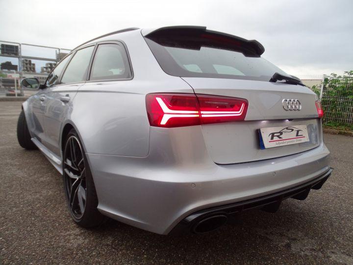 Audi RS6 AVANT 4.0L TFSI Tipt 560Ps /Toe Pano Céramique  Echap Sport TVAC .... argent met - 5