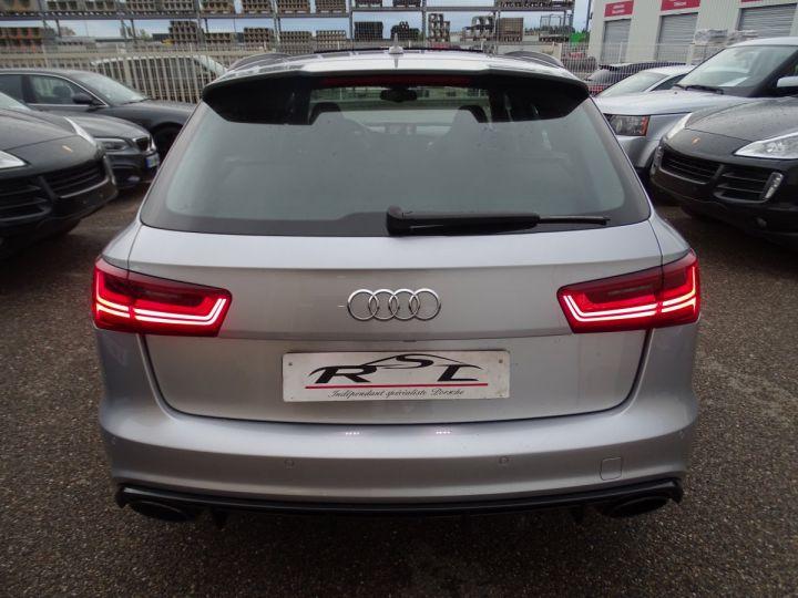 Audi RS6 AVANT 4.0L TFSI Tipt 560Ps /Toe Pano Céramique  Echap Sport TVAC .... argent met - 6