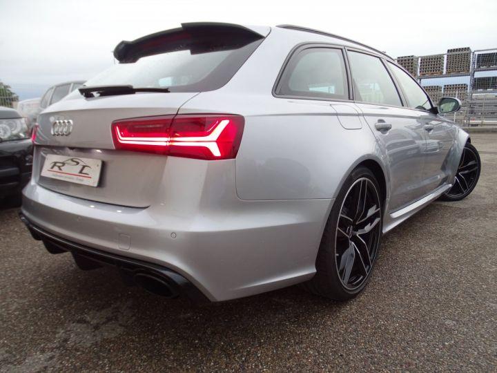 Audi RS6 AVANT 4.0L TFSI Tipt 560Ps /Toe Pano Céramique  Echap Sport TVAC .... argent met - 7
