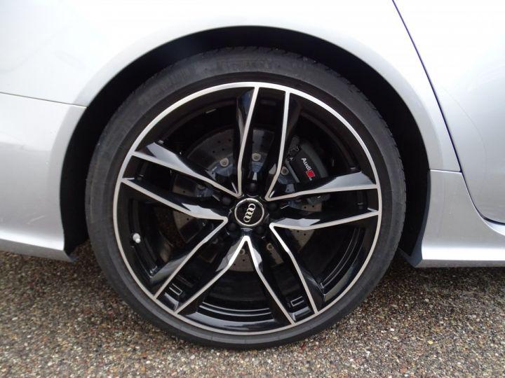 Audi RS6 AVANT 4.0L TFSI Tipt 560Ps /Toe Pano Céramique  Echap Sport TVAC .... argent met - 9