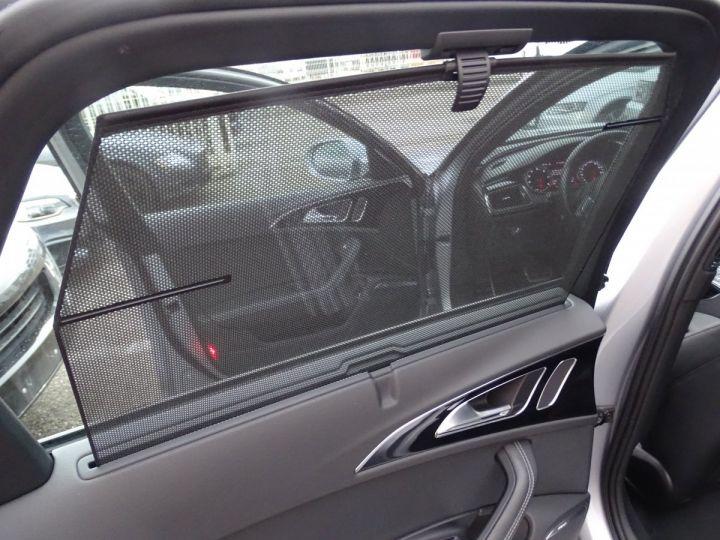 Audi RS6 AVANT 4.0L TFSI Tipt 560Ps /Toe Pano Céramique  Echap Sport TVAC .... argent met - 11